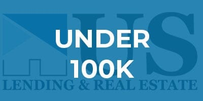 US Real Estate Home Search Under 100k
